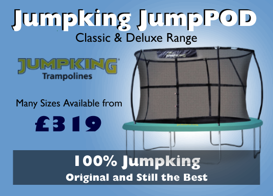 Jumpking Classic or Deluxe