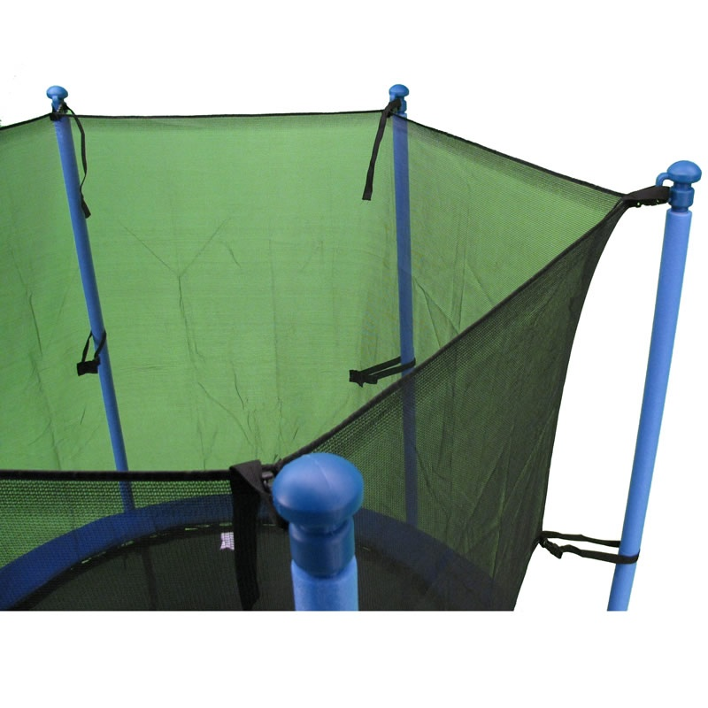 10ft Upper Bounce Trampoline And Enclosure